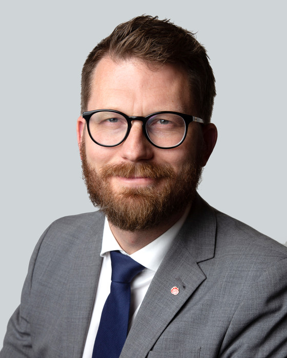 Bild på Mathias Tegnér