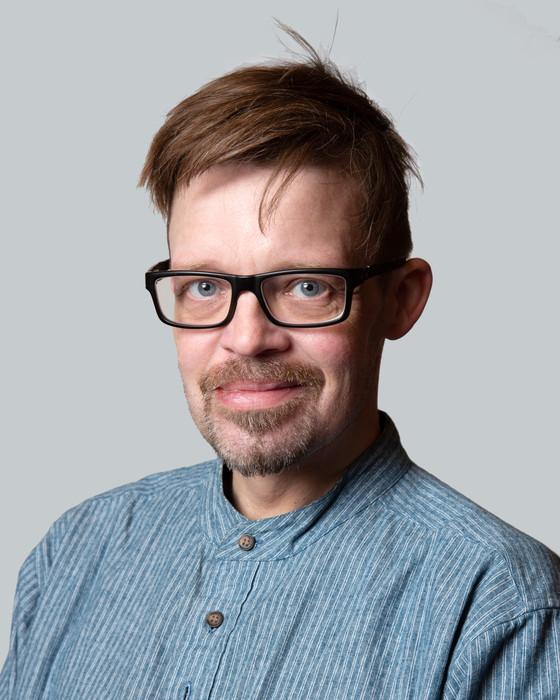 Bild på Ingmar Jansson